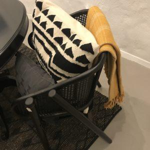 chaise fauteuil design scandinave